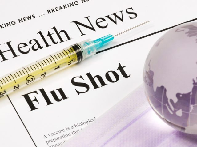 Get a Flu Shot Today so You Don't Risk Dying Tomorrow